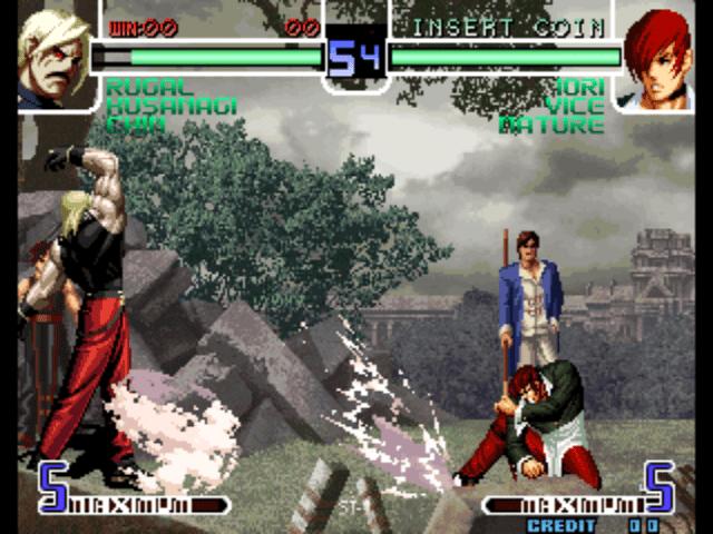 Baixar The king of fight 2002 atualizado