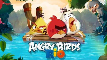 Angry Birds Rio Apk Mod Dinheiro Infinito