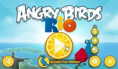 Angry Birds Rio Apk mod Dinheiro Infinito - Angry Birds Rio v2.6.13 Mod Apk Dinheiro Infinito