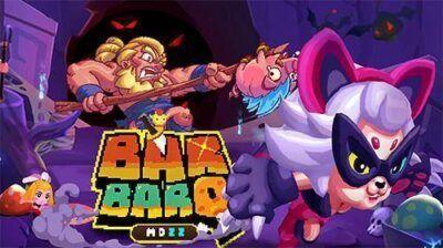 BarbarQ Apk mod Dinheiro Infinito - BarbarQ Download Apk Mod 1.0.74