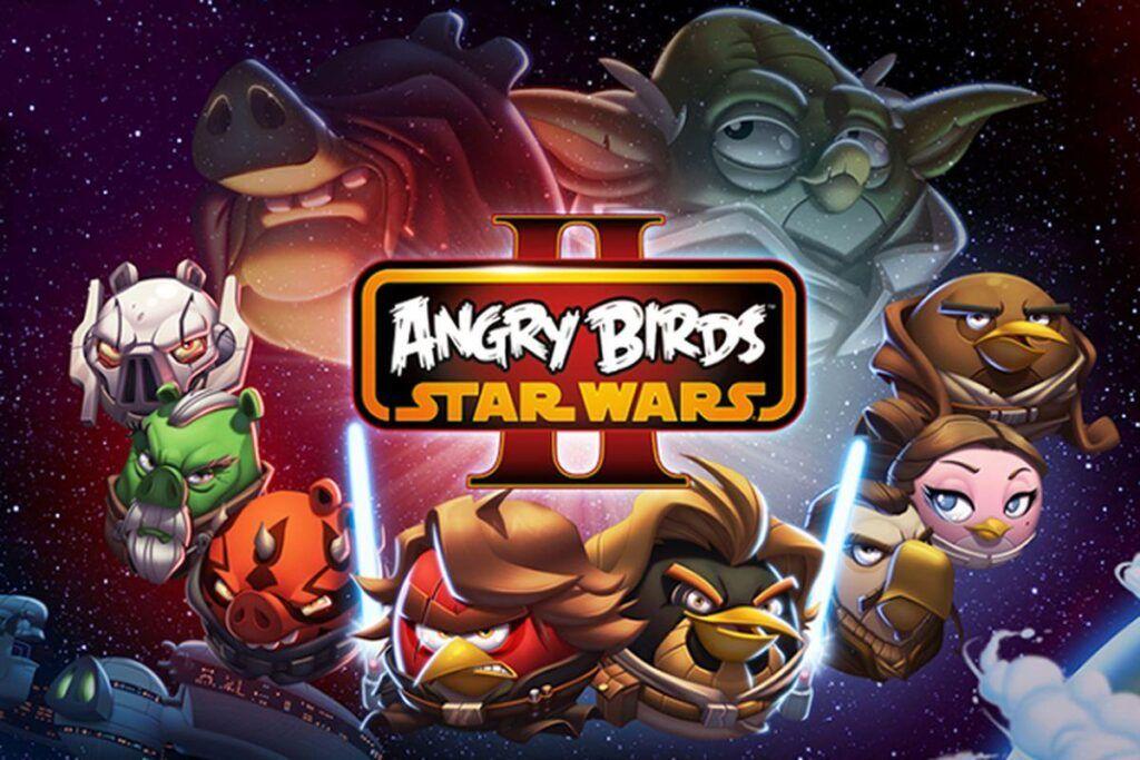 Angry Birds Star Wars mod apk mod