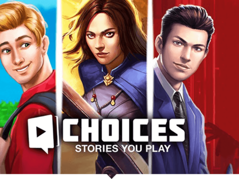 com.pixelberrystudios.choices min 480x360 - Choices: Stories You Play v 2.6.7 Apk Mod Diamantes Infinitos