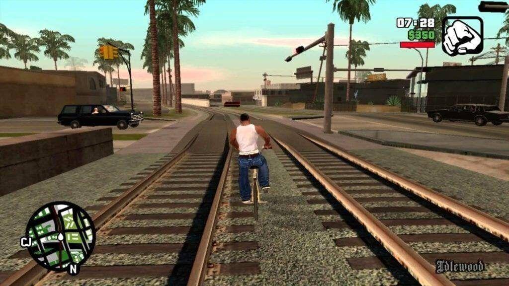 Download GTA San Andreas facil de instalar