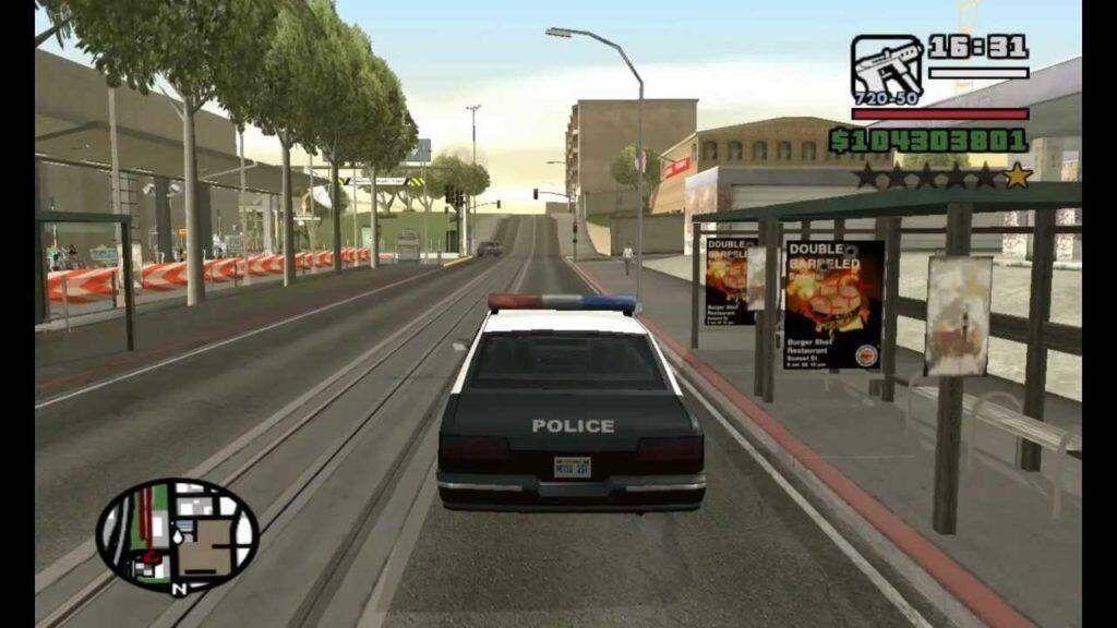 Download GTA San Andreas atualizado