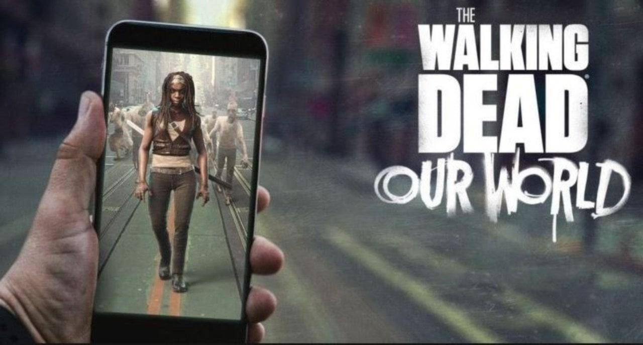 the walking dead our world 1093437 1280x0 min - The Walking Dead: Our World v. 8.0.1.6 Apk Mod