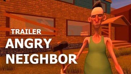 Angry Neighbor Apk Mod Versão Completa Gratuita