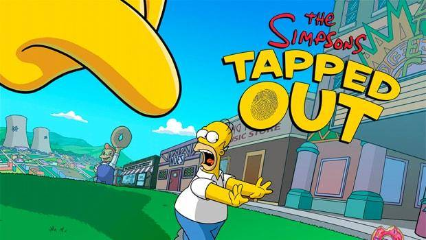 The Simpsons Tapped Out Apk Mod download