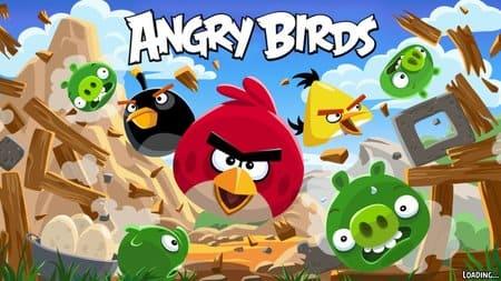 Angry Birds Classic Apk Mod Dinheiro infinito