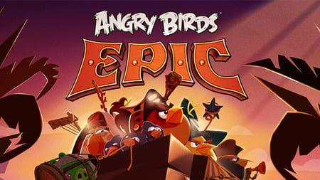Angry Birds Epic Apk Mod Dinhero Infinito