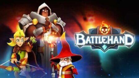 BattleHand apk mod XP Ilimitado