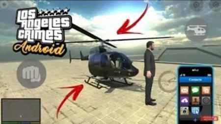 Download GTA 5 Unity Los Angeles Crimes apk