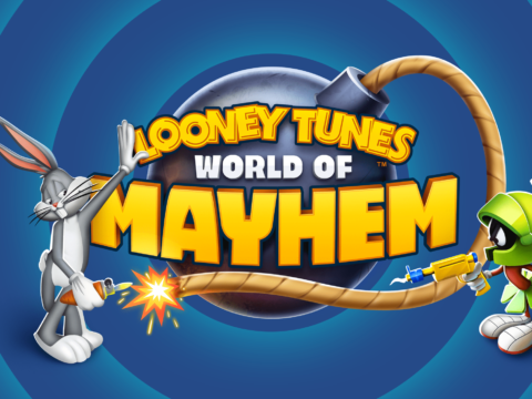 LT Logo Bugs TM min 480x360 - Looney Tunes World of Mayhem Apk Mod v. 16.0.2 SEM COOLDOWN