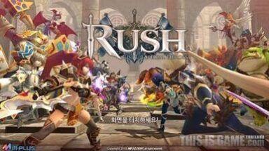 Rush Rise Up Special Heroes Apk Mod dinheiro infinito - Rush: Rise Up Special Heroes v. 1.0.98 Apk Mod God Mod