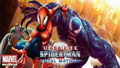 Spider Man Total Mayhem Apk Mod Dinheiro Infinito - Spider-Man Total Mayhem v. 1.0.3 Apk Mod Download