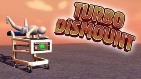 Turbo Dismount apk mod dinheiro infinito