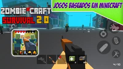 Zombie Craft Survival Mod Apk Dinheiro Infinito - Zombie Craft Survival v. 11.3 Mod Apk Munição Infinito