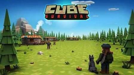 Cube Survival Story mod apk dinheiro infinito anti ban