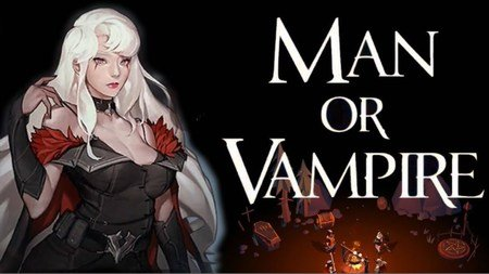 Man or Vampire Apk Mod Dinheiro Infinito