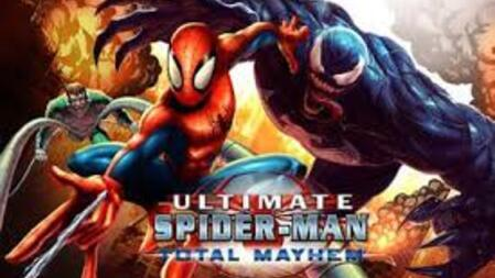 spider man total mayhem apk mod dinheiro infinito