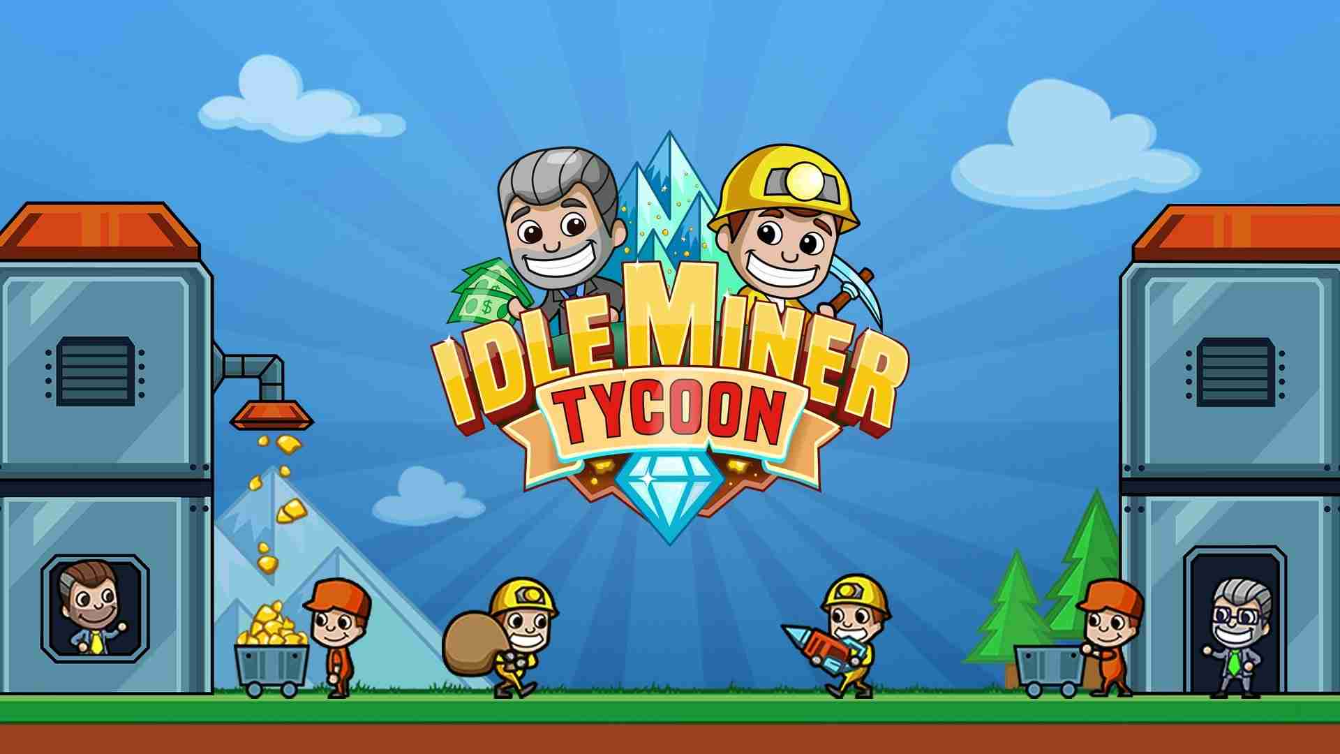 Idle Miner Tycoon cover min - Idle Miner Tycoon v 2.91.0 Apk Mod (Dinheiro Infinito)