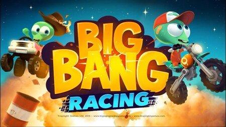 Big Bang Racing Mod Apk Dinheiro Infinito