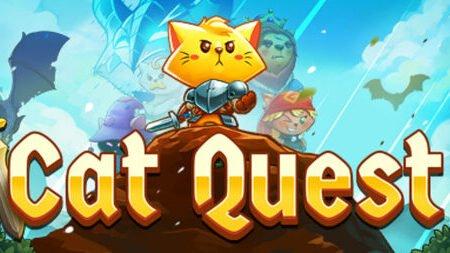 Cat Quest Mod Apk Dinheiro Infinito