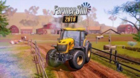 Farmer Sim 2018 Apk Mod Dinheiro Infinito