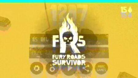 Fury Roads Survivor Apk Mod Dinheiro Infinito