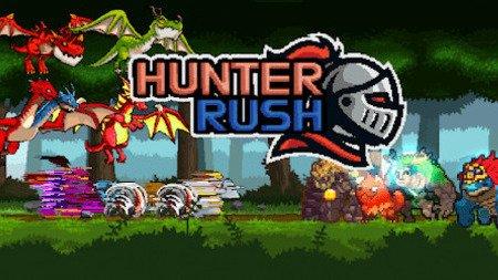 Hunter Rush Apk Mod Dinheiro Infinito