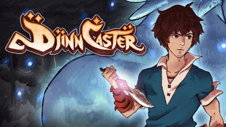 RPG Djinn Caster Apk Mod Versão Gratuita