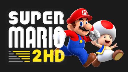 Super Mario 2 HD Apk Mod Dinheiro Infinito