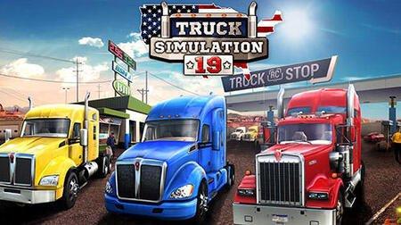 Truck Simulation 19 Mod Apk Dinheiro Infinito + Versão Completa