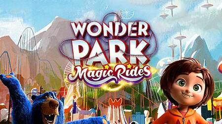Wonder Park Magic Rides Mod Apk Dinheiro Infinito