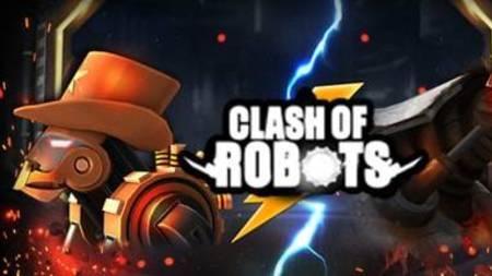 clash of robots mod apk Dinheiro Infinito