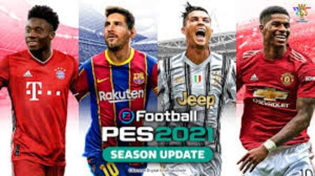 eFootball PES 2021 Mod Apk