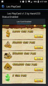 Apps pra ter Dinheiro Infinito no jogo Leo Play Card