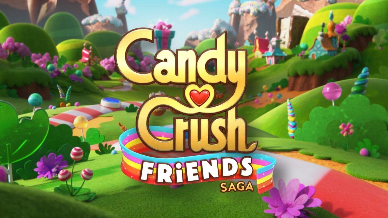 CCF LaunchTrailer HD still 00 min - Candy Crush Friends Saga v. 1.34.4 Apk Mod Vidas Infinitas
