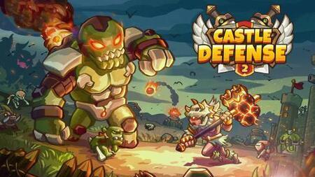 Castle Defense 2 Apk Mod Dinheiro Infinito + Desbloqueado