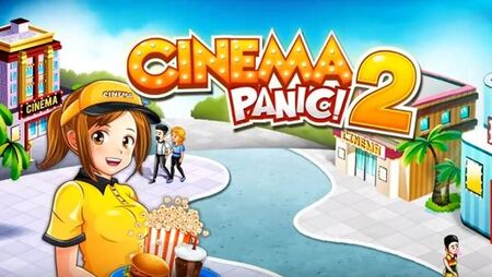 Cinema Panic 2 Mod Apk Dinheiro Infinito