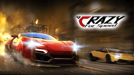 Crazy For Speed Apk Mod Dinheiro Infinito