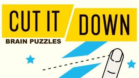 Cut it Brain Puzzles Mod Apk Dinheiro Infinito