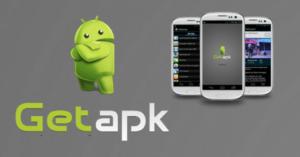 Download GetApk Market atualizado
