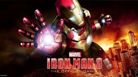 Iron Man 3 Apk Mod Dinheiro Infinito