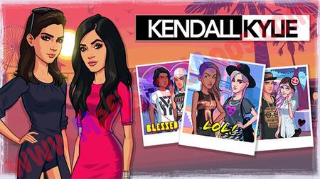 Kendall & Kylie Apk Mod Dinheiro Infinito