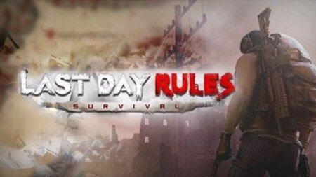 Last Day Rules Survival Mod Apk