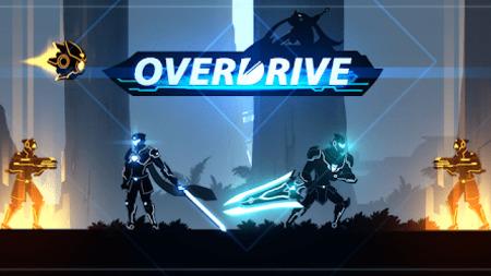 Overdrive Ninja Shadow Revenge Mod Apk Dinheiro Infinito