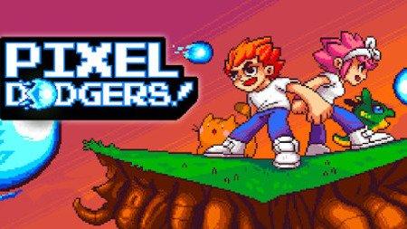 Pixel Dodgers Apk Mod Dinheiro Infinito