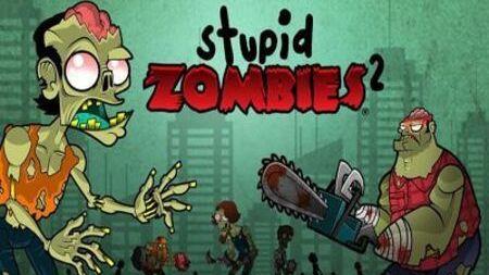 Stupid Zombies 2 Mod Apk Desbloqueado