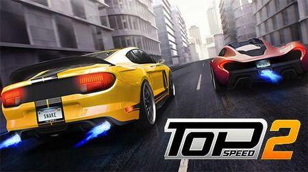 Top Speed 2 Apk Mod Dinheiro Infinito