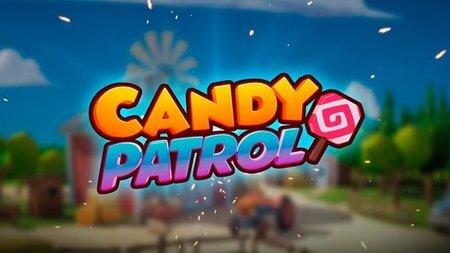 Candy Patrol Doce Defesa Apk Mod God Mode